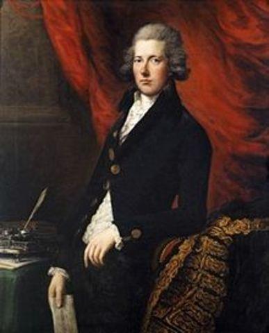 William Pitt Rises