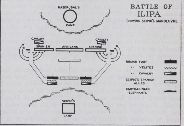 Battle of Ilipa 206 BC