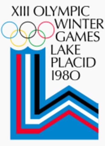 USA Lake Placid 1980