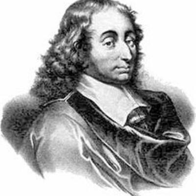 Blaise Pascal timeline