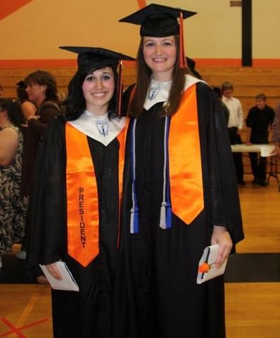 Hace un año y cuatro meses que me gradué de la escuela secundaria.