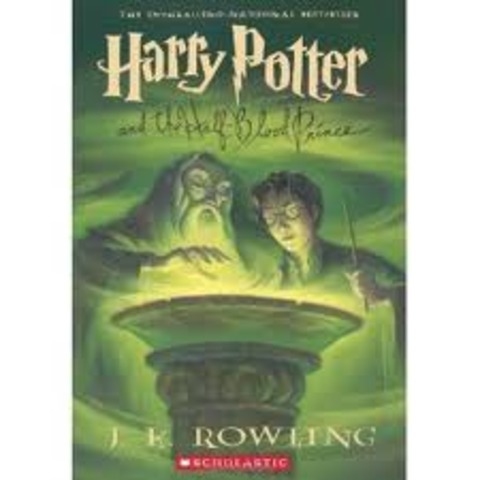 """J.K. Rowling Publishes """"The Half Blood Prince"""""""