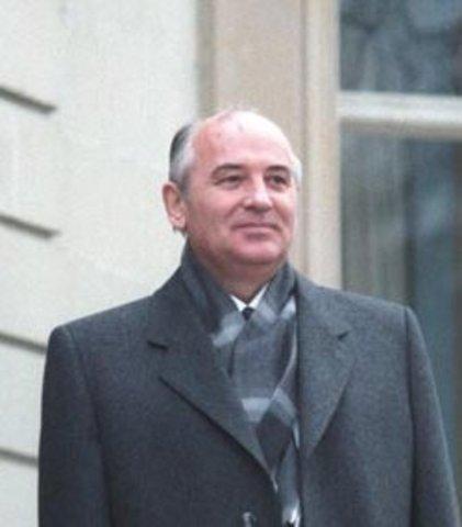 Mikhail Sergejevitsj Gorbatsjov