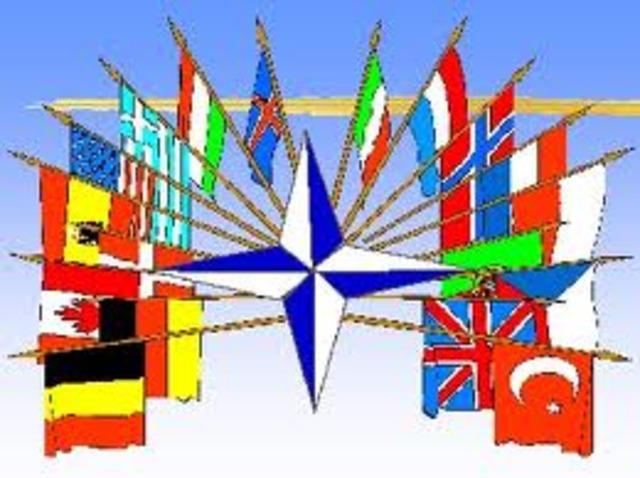 "NATO ""North Atlantic Treaty Organisation"""