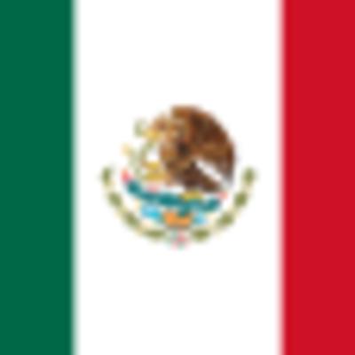 EVOLUCIÓN DE LA BANDERA DE MÉXICO timeline