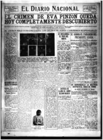 Periodistas y detectives. El diario Nacional