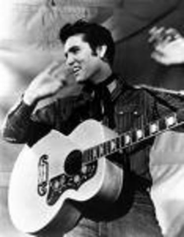 """Hound Dog"" by Elvis Presley"