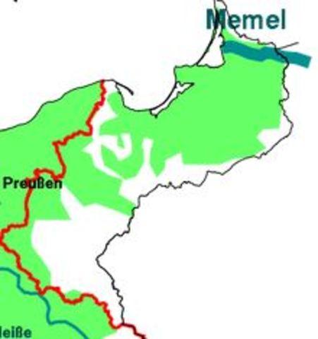 Ocupació de la ciutat de Memel