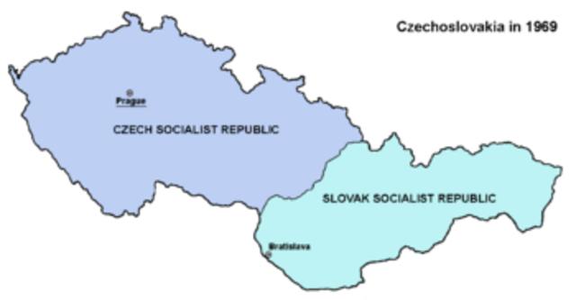 Ocupació de Txecoslovàquia