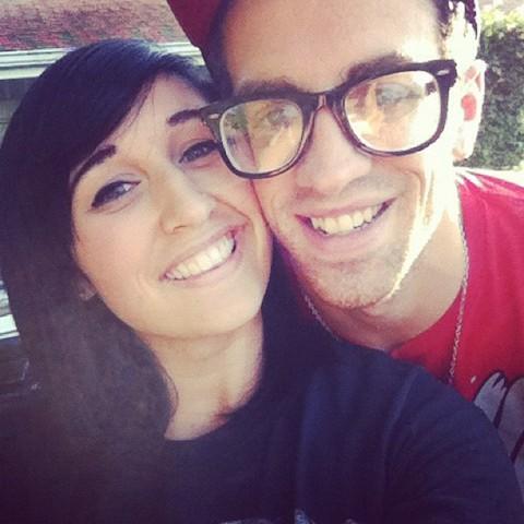 Hace 7 meses que estoy junto con mi novio, Andrew.