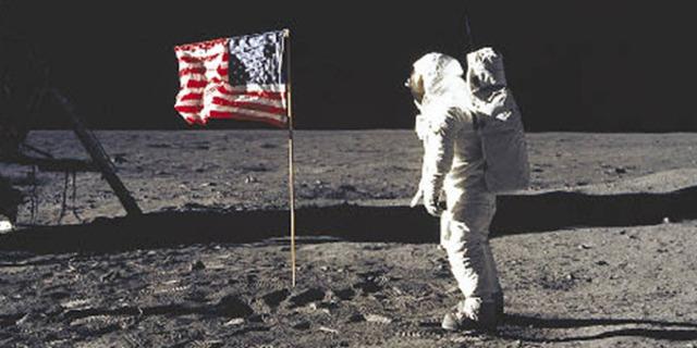 Første mann på månen - Neil Armstrong