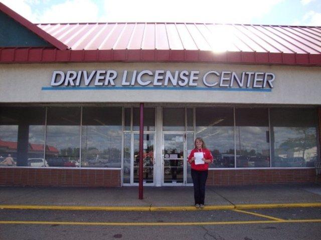 Comencé a conducir
