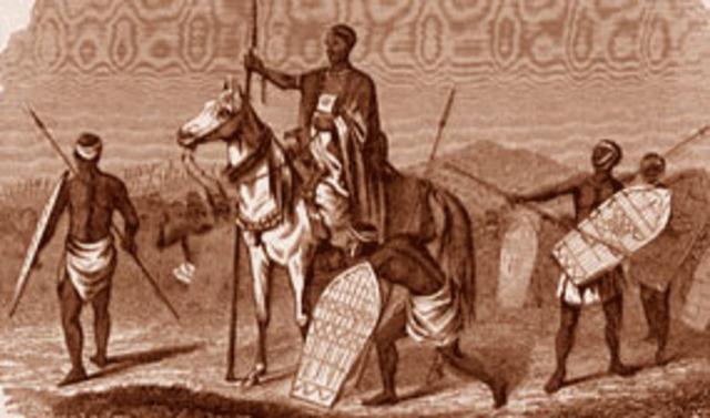 Afican empire