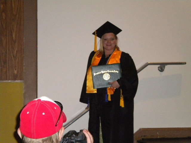 Yo me gradué