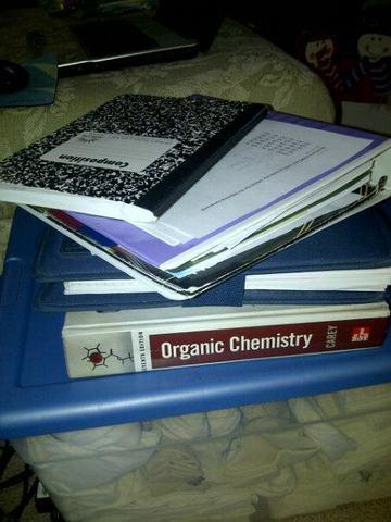 Estudio la química