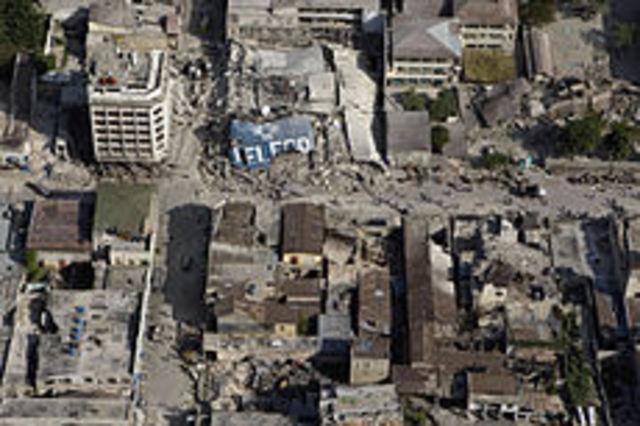 Catástrofe de Haití