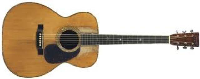 Hace doce años que toco la guitarra.