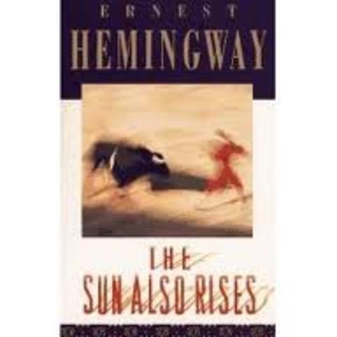 Hace seis años que descubrí los escritos de Ernest Hemingway.