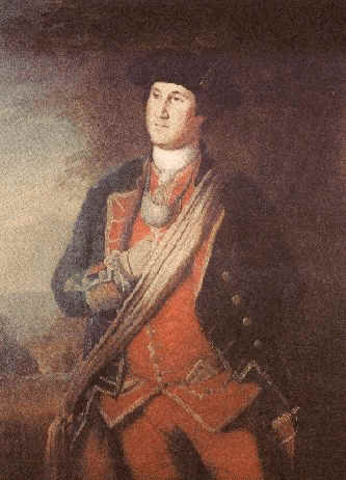 George Washington became the Commander of the Virginia Regiment!