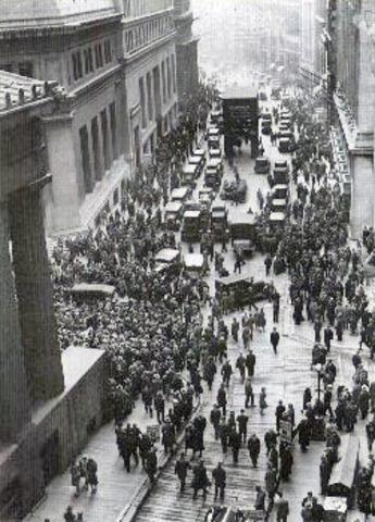 U.S. Stock Market Crash/Great Depression