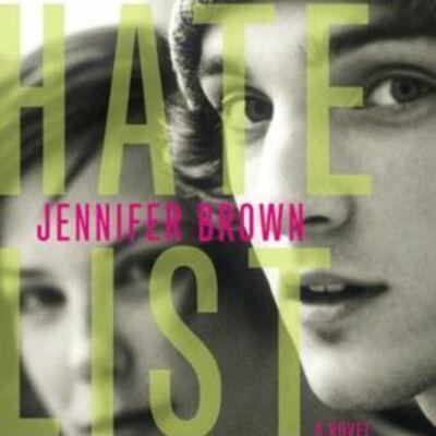 MK, Hate List, Jennifer Brown, Fiction, 405-pages timeline