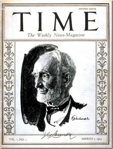 TIME Magazine Founded
