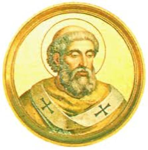 papa Gregori i el ''magne''