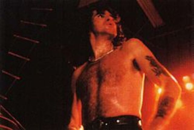 Bon Scott was born