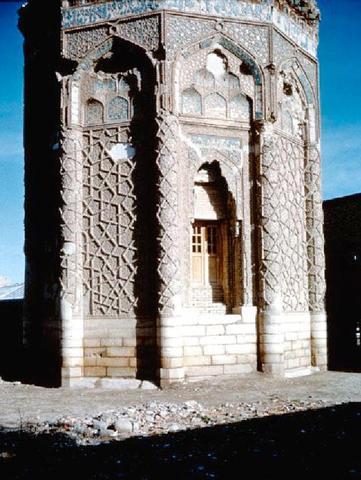 Tomb of Uljaytu, Sultaniya,Iran