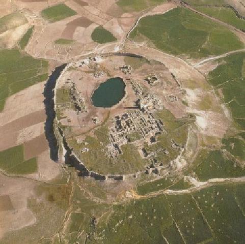 Takht‐i‐Sulayman, North-west Iran