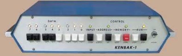 The Kenbak-1