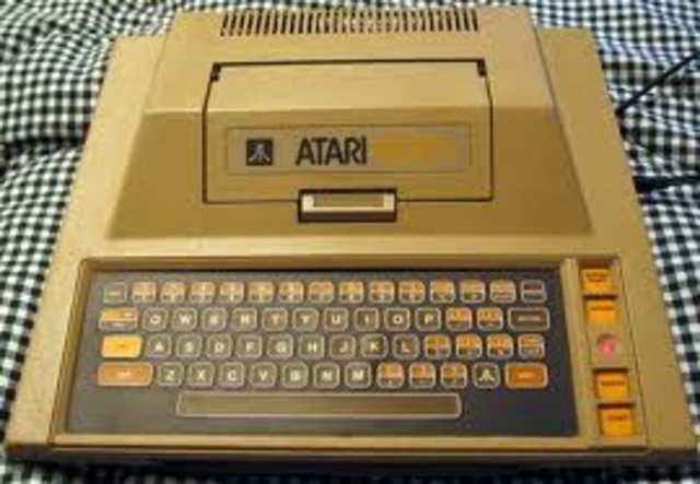 Atari introduces the Model 400 and 800 Computer
