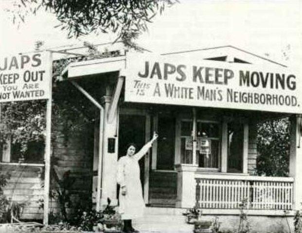 Japanese Canadian internment Begins