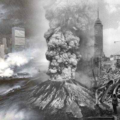 DESASTRES timeline