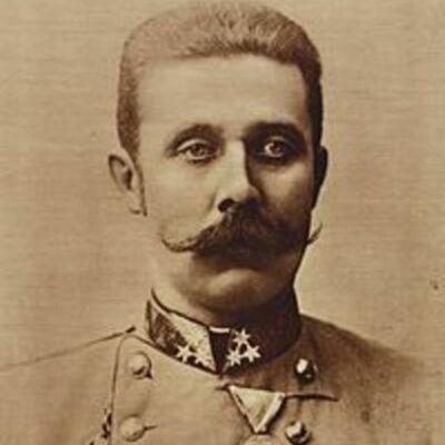 Franz Ferdinand  timeline