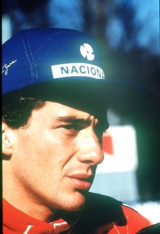 Morre Ayrton Senna
