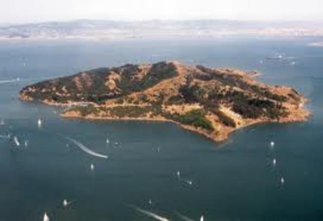 Angel Island Opens