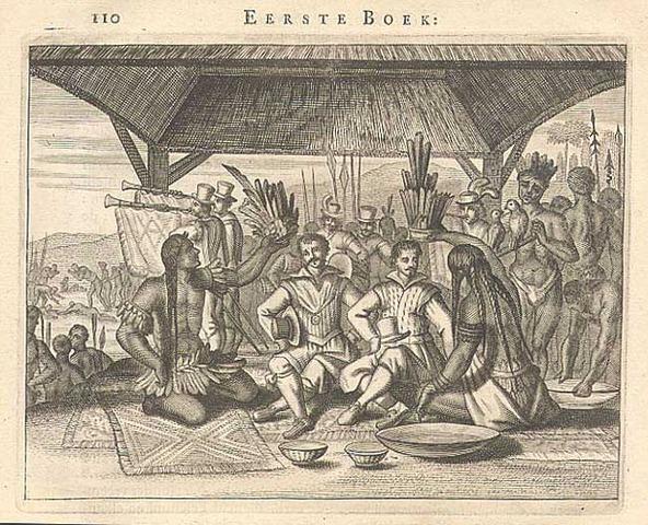 Spanish Explorers in North America