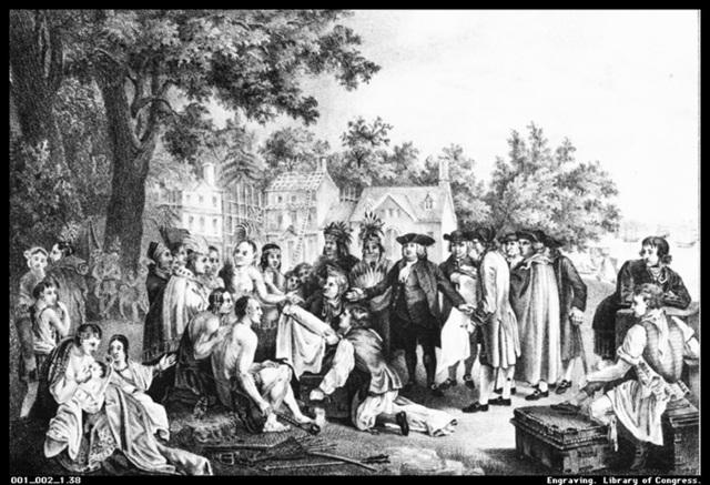 Early Amercian Settlers