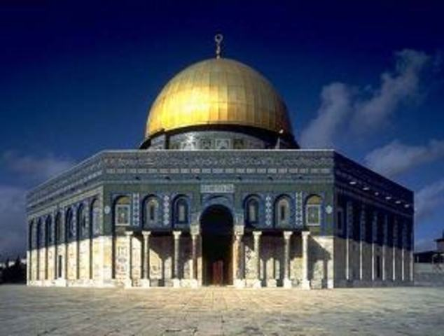 Syrian Ummayads' Dome of the Rock