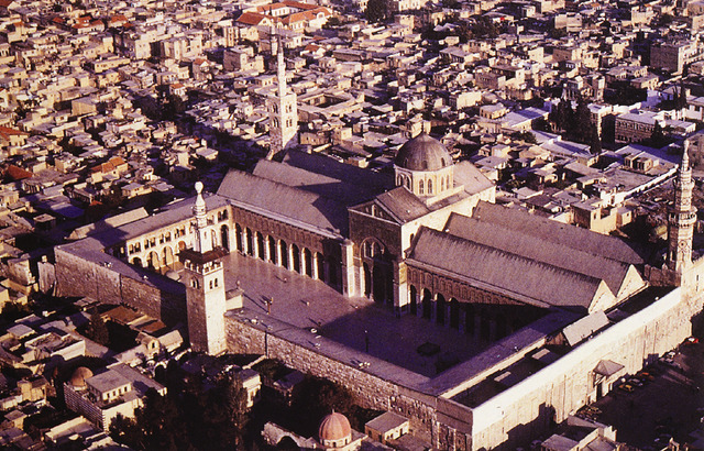 Syrian Ummayads' Great Mosque of Damascus