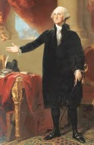 George Washington of Virginia