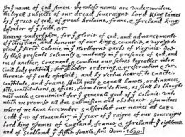 Phymouth Colony document