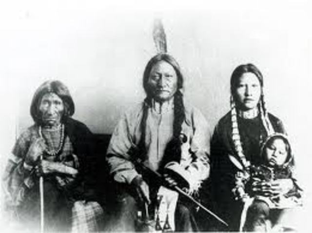 The First Native Americans