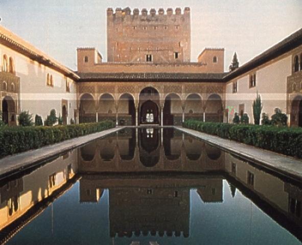 Nasirids' Alhambra