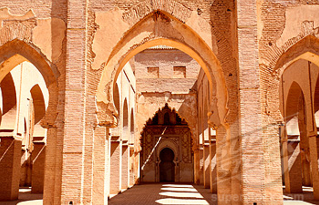 Almohad's Great Mosque of Tinmal