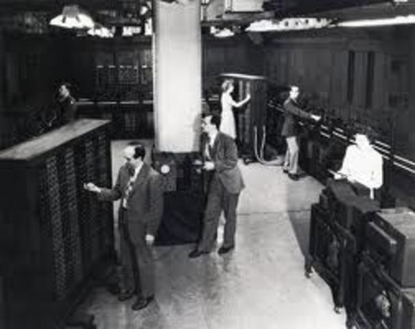IBM Selective Sequence Electronic Calculator