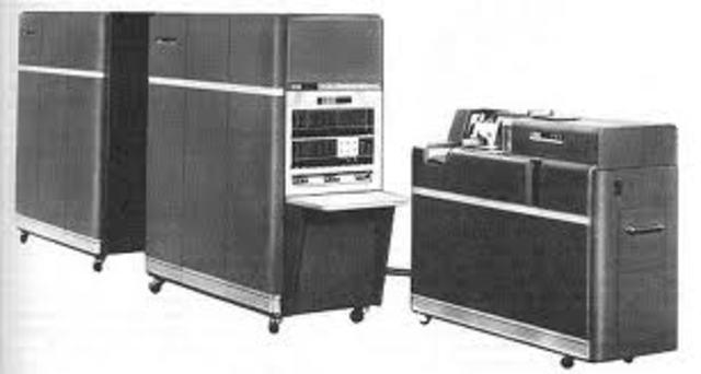IBM 650 magnetic drum calculator