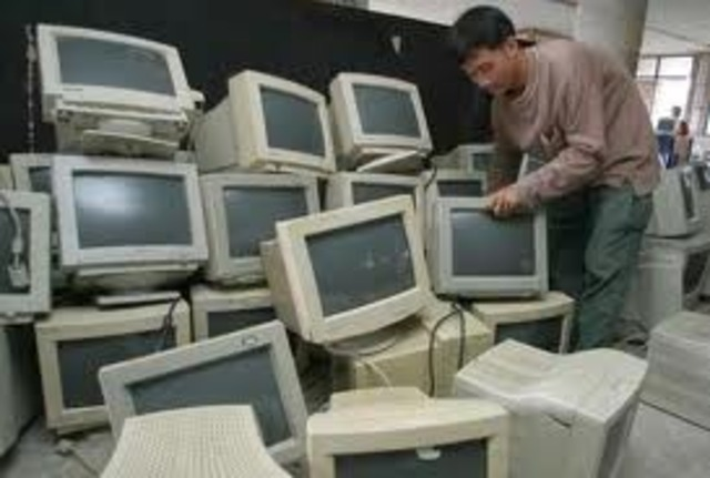 Start of general use of computers