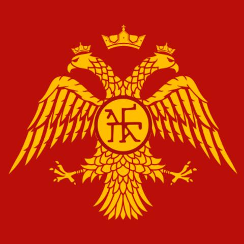 The roman empire collapsed under attacks
